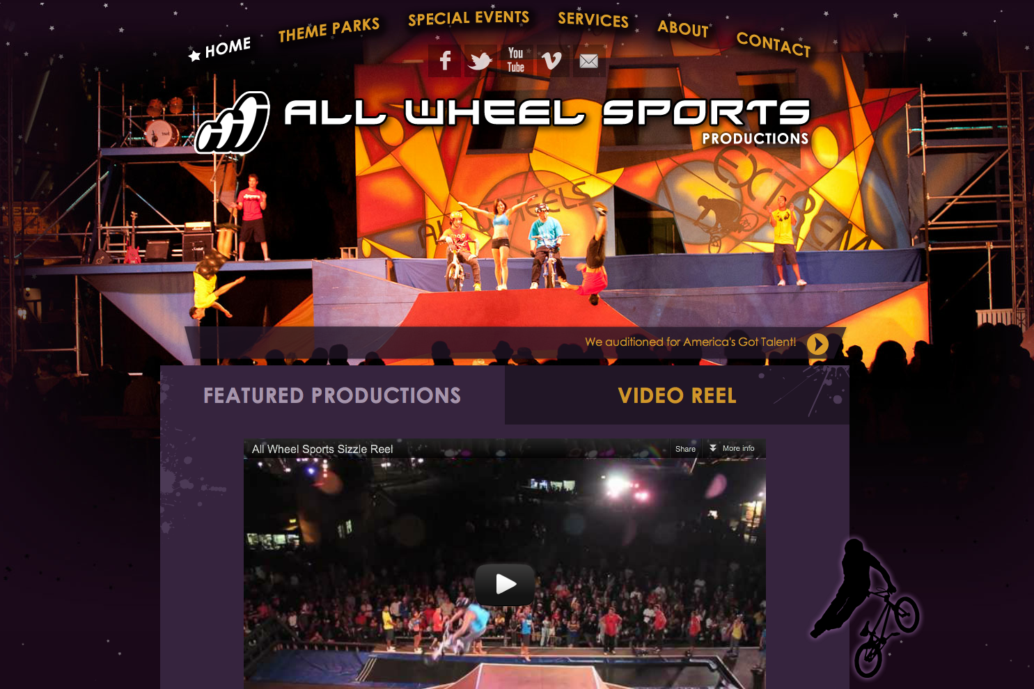 All Wheel Sports Screenshot One