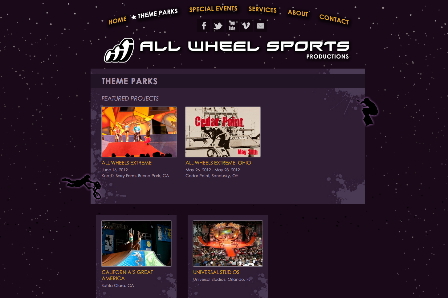 All Wheel Sports Screenshot Three