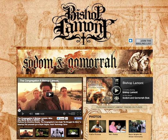 BishopLamont.com