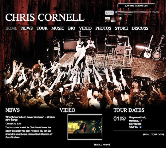 ChrisCornell.com