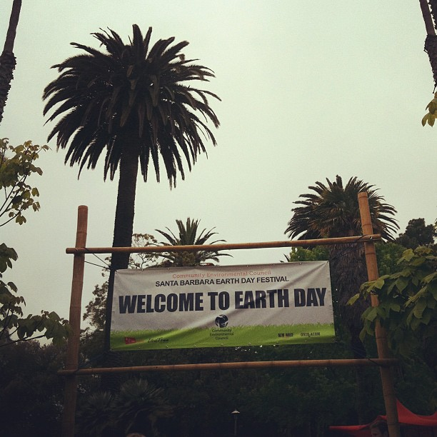 Welcome to Earth Day Festival