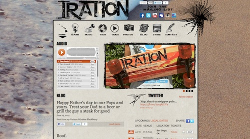 www.IrationMusic.com