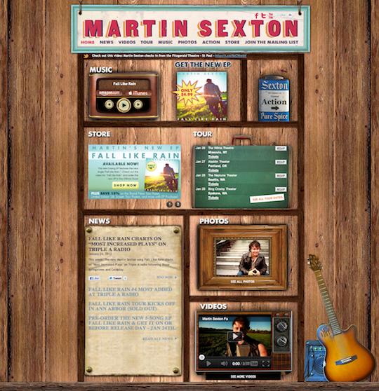 http://martinsexton.com