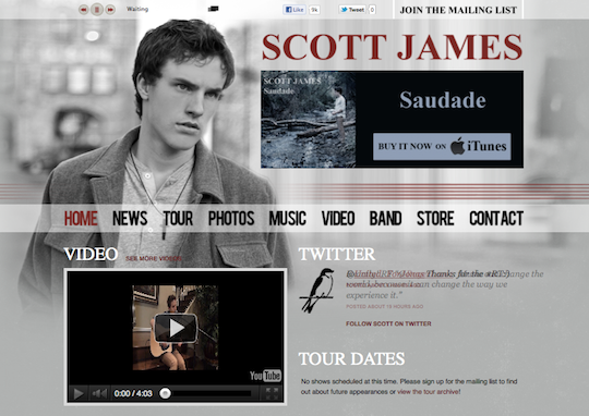 ScottJamesMusic.com