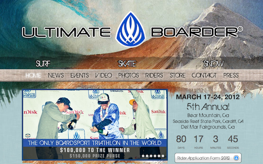 UltimateBoarder.com