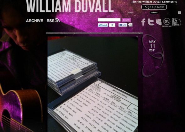 WilliamDuvall.com