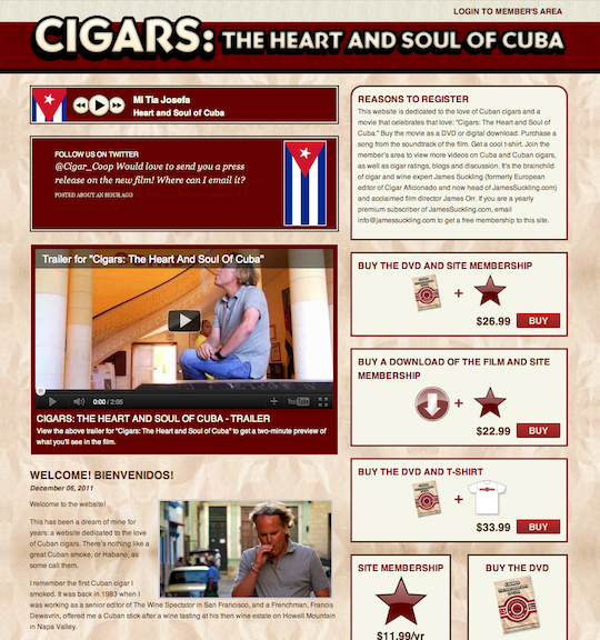 Heart and Soul of Cuba