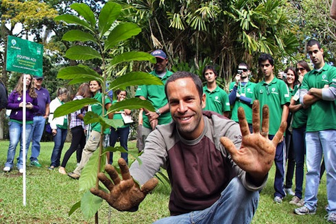 Jack Johnson with Surfrider Brazil and Argentina