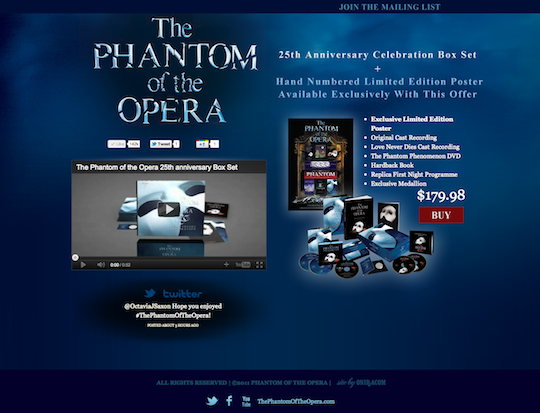 Phantom 25 Box Set